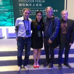 Hollywood Producers Forum at 2018 Hainan International Film Festival