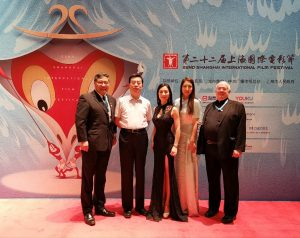 2019 Shanghai Film Festival with Australia, New Zealand and Chinese Producers