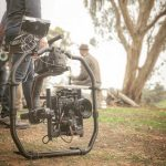 Winery filming in Barossa Valley Australia BTS