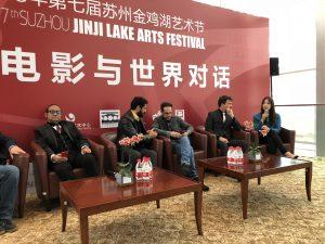 Jinji Lake Arts Festival Australian Guests exhibiting Australian Film Escape and Evasion